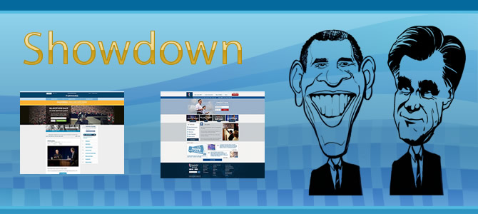 Presidential Web Site Showdown